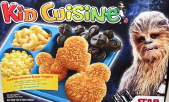What does Chewbacca eat?