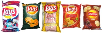 Lay's gets a new logo
