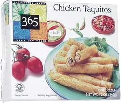 365 Chicken Taquitos