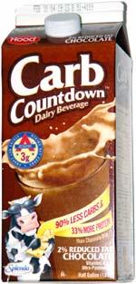 Hood Carb Countdown Chocolate