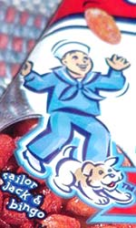 Cracker Jacks Sailor