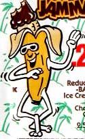 Hershey's dancing banana mascot