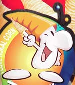 Mascot from Korean version of Bugles