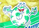 Krack-O-Pop Onion Rings mascot