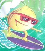 Maui Style onion mascot