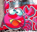 Nishi Crab Mascot
