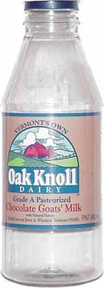 Oak Knoll Chocolate Goat's Milk