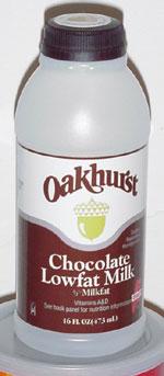 Oakhurst Chocolate Lowfat Milk