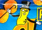 Planters Mr. Peanut Mascot