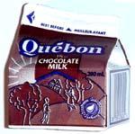 Québon Chocolate Milk