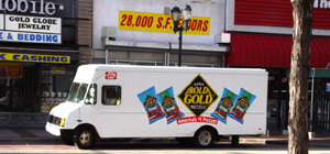 Rold Gold Truck