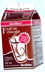 Sealtest 1% Lait Au Chocolat