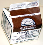 Wholesome Farms Lowfat Chocolate Milk