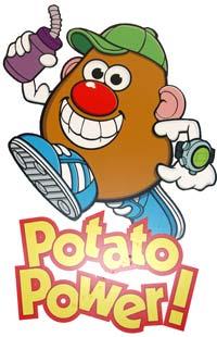 Potato Power!