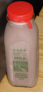 Collectible Chocolate Milk