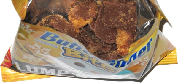 photo of Butterfinger Bites Lumps of Coal