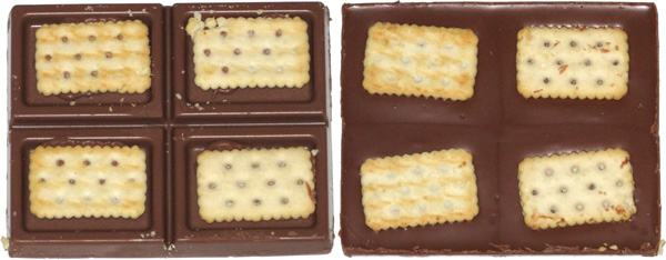 photo of Cadbury Dairy Milk Ritz Moreish Crackers
