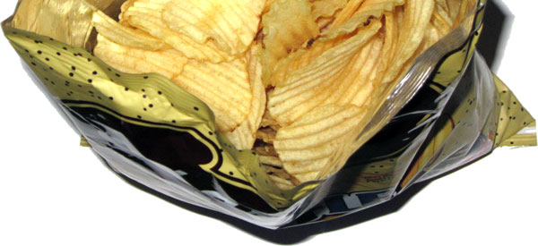 photo of Charles Chips Waffle Potato Chips
