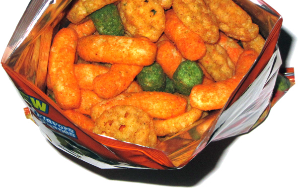 photo of Cheetos Mix-Ups Cheezy Salsa Mix