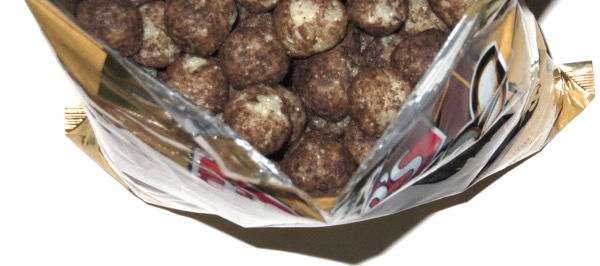 photo of Herr's S'mores Flavored Snack Balls