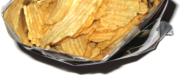 photo of Herr's Loaded Baked Potato Flavored Potato Chips