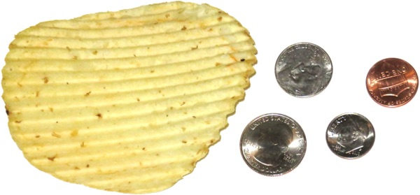 photo of Lieber's Ripple Potato Chips