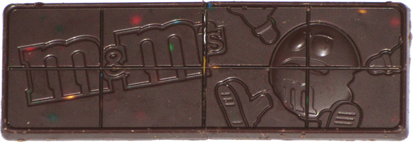 photo of M&M's Chocolate Bar