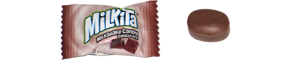 photo of Milkita Milkshake Candy Chocolate