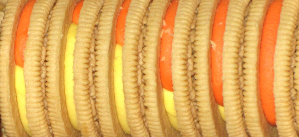 photo of Candy Corn Oreo