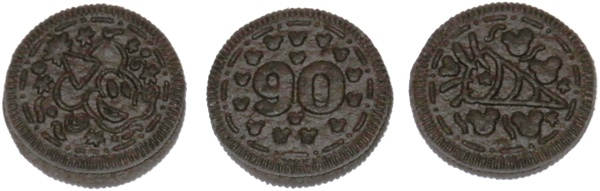 photo of Celebrate Mickey Oreo