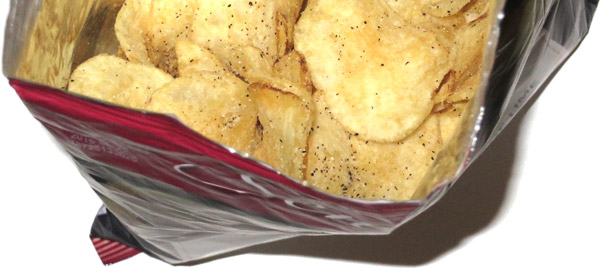 photo of Sensations Black Pepper & Lime Flavour Kettle-Cooked Potato Chips