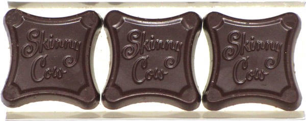 photo of Skinny Cow Divine Filled Chocolates Caramel