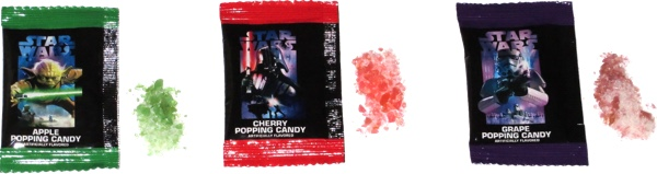 photo of Star Wars Popping Candy