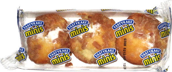 photo of Tastykake Minis Koffee Kake Cupkakes
