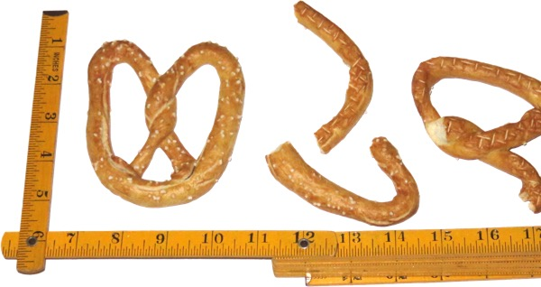 photo of Tell City Original Hand Twisted Pretzels