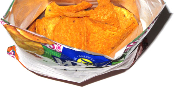 photo of Topitos Rounds Salsa Verde Tortilla Chips