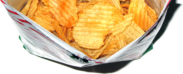 photo of Utz Spicy & Wavy Tabasco Potato Chips