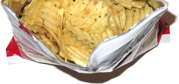 photo of Utz Wavy Heluva Good! French Onion Potato Chips