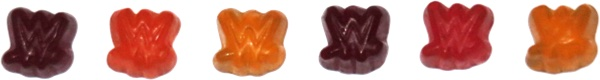 photo of WWE Superstar Fruit Flavored Snacks