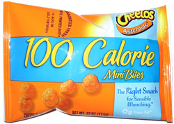 Cheetos Asteroids 100 Calorie Mini Bites