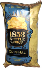 1853 Kettle Cooked Original Potato Chips