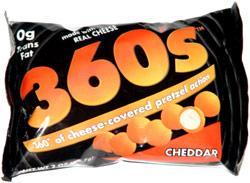 360's Cheddar