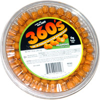 360's Jalapeno