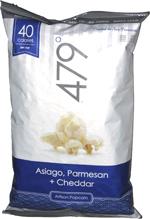 479° Asiago, Parmesan + Cheddar Artisan Popcorn