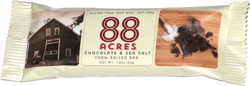 88 Acres Chocolate & Sea Salt Farm Raised Bar