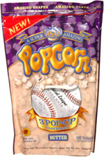 A Super Amazing Popcorn Baseballs