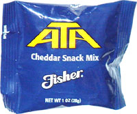 ATA Cheddar Snack Mix