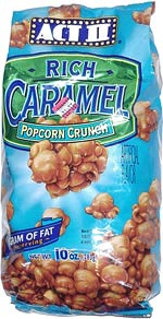 Act II Rich Caramel Popcorn Crunch