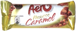 Aero Mousse Caramel