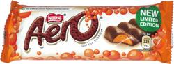 Nestle Aero Orange